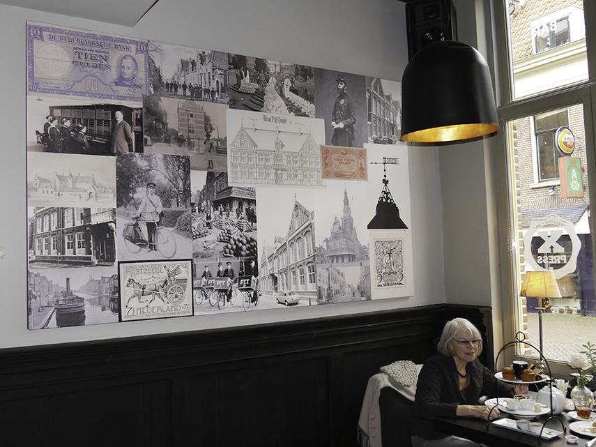 grand hotel alkmaar canvassen groot formaat. Black Bedroom Furniture Sets. Home Design Ideas